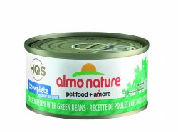 Almo Nature - Chicken with Green Beans in Gravy - Canned Cat Food - 2.47 oz