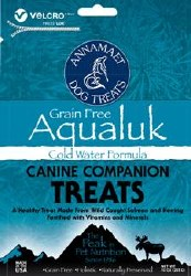 Annamaet - Aqualuk Cold Water Formula - Dog Treats - 10 oz