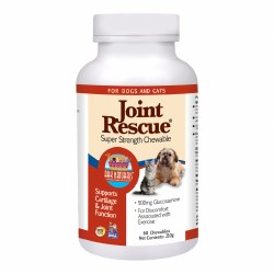 Ark Naturals Joint Rescue - Super Strength Chewables - 60 ct