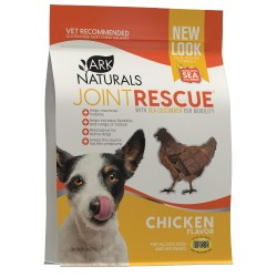 Ark Naturals Joint Rescue - Chicken Flavor Chews - Dog Supplement - 9 oz