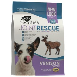 Ark Naturals Joint Rescue - Venison Flavor Chews - Dog Supplement - 9 oz