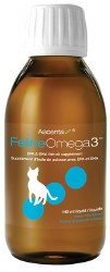Baie Run - Feline Omega 3 Oil - 140 ml
