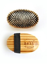 Bass - Nylon and Boar Palm Style Brush - A-7