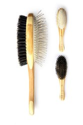 Bass - Wire and Boar Double Sided Brush - A-22