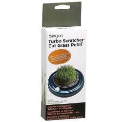 Bergan - Turbo Scratcher Cat Grass Refill