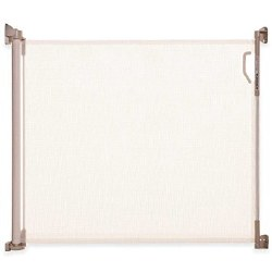 Bindaboo - Retractable Gate White - 55""