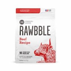 Bixbi Rawbble - Freeze Dried - Beef - Dog Food - 26 oz