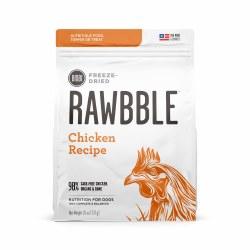Bixbi Rawbble - Freeze Dried - Chicken - Dog Food -26 oz