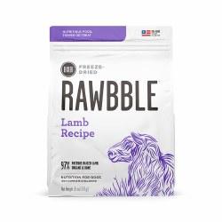 Bixbi Rawbble - Freeze Dried - Lamb - Dog Food - 26 oz