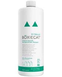 Boxiecat - Stain and Odor Remover Ultra Concentrate - Scented - 4 oz