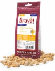 Bravo - Healthy Bites Chicken - Cat Treats - 1.25 oz