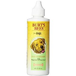 Burt's Bees - Ear Cleaner with Peppermint & Witch Hazel - 4 oz