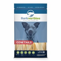 Barkworthies - Cow Tails - 6 oz