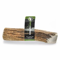 Barkworthies - Elk Antler - Whole - Medium