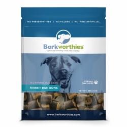Barkworthies - Rabbit Bon Bons - 8 oz