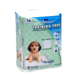 Advance - Dog Training Pads - 14 pack