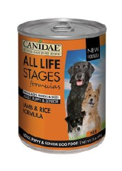 Canidae Life Stages - Lamb & Rice Formula - Canned Dog Food - 13oz