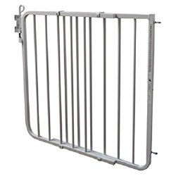 Cardinal - Auto Lock Gate - White