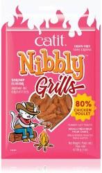 Catit - Cat Treats - Nibbly Grills - Chicken & Shrimp - 1 oz