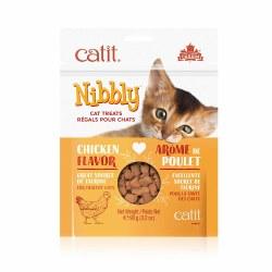 Catit - Cat Treats - Nibbly - Chicken Flavor - 3.2 oz