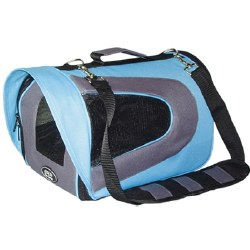 Cetacea - Airline Pet Carrier - Blue - Small