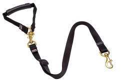 Cetacea - BigDog Lead - Black - 4-6 feet