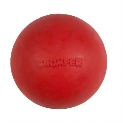 Chomper - Dog Toy - Rubber Ball - Large