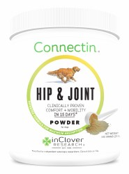 InClover Connectin - Hip & Joint Powder - Dog Supplement - 23 oz