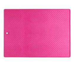 """Dexas - GrippMat - Pink - 23x17"""""""