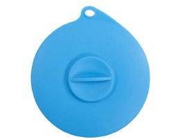 Dexas - Popware Suction Lid - Blue