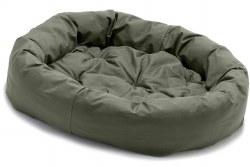 """Dog Gone Smart - Donut Bed - Eco Green - 27"""""""