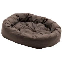 """Dog Gone Smart - Donut Bed - Espresso - 27"""""""