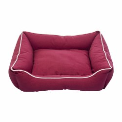 Dog Gone Smart - Lounger Bed - Berry - Medium