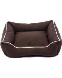 Dog Gone Smart - Lounger Bed - Espresso - Small