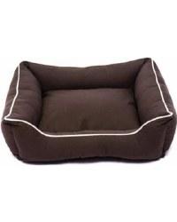Dog Gone Smart - Lounger Bed - Espresso - Medium