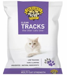 Dr. Elsey's - Precious Cat Clean Tracks Clay Litter - 40 lbs
