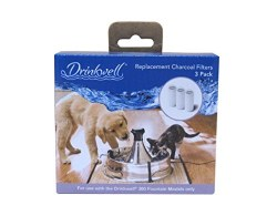 Drinkwell - Fountain Filters - 360 - 3 pack