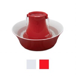 Drinkwell - Avalon Fountain - Red