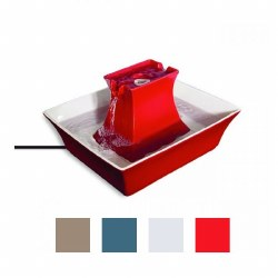 Drinkwell - Pagoda Fountain - Red