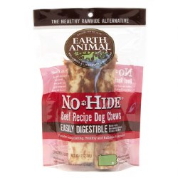 Earth Animal No Hide - Beef Chew - 7 in - 2 pack
