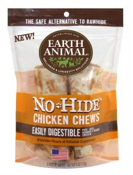Earth Animal No Hide - Chicken Chew - 7 in - 2 pack
