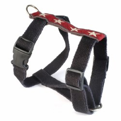 Earthdog - Hemp Roman Harness - Kody II - Large