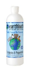 Earthbath - Eucalyptus and Peppermint Shampoo - 16 oz