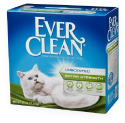 EverClean - Unscented Litter - 25lb