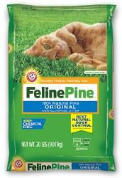 Feline Pine - Original Non-Clumping Litter - 20lb