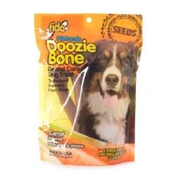 Fido - Dog Treats - Doozie Bones - Carrot - Large - 4 pack