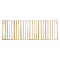 "Four Paws - Gate Wood Slat - 53""-96"""