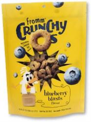 Fromm Crunchy Os - Blueberry Blasts - Dog Treats - 6 oz