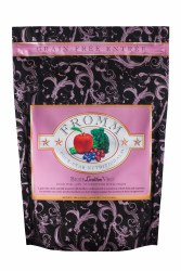 Fromm Four Star - Beef Livattini Veg - Dry Cat Food - 5 lb