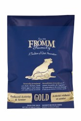 Fromm Gold - Senior and Reduced Activity - Dry Dog Food - 15 lb